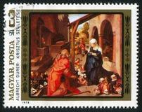 nativity obrazy royalty free