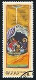 nativity obraz stock