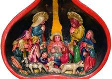Nativity. Birth of Jesus Royalty Free Stock Photography