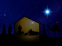 Nativity 3 Stock Images