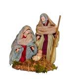 Nativity Στοκ εικόνες με δικαίωμα ελεύθερης χρήσης
