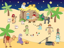 nativity Image stock