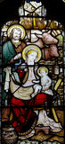 The Nativity: birth of Jesus Royalty Free Stock Photography