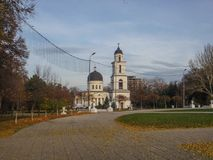 Nativity Cathedral, Chisinau Royalty Free Stock Photos
