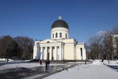 Nativity Cathedral in Kishinev Chișinău Moldova Stock Image