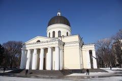 Nativity Cathedral in Kishinev Chișinău Moldova Royalty Free Stock Image