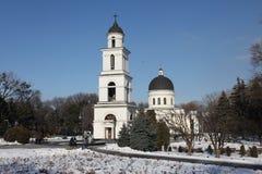 Nativity Cathedral in Kishinev Chișinău Moldova Royalty Free Stock Photo