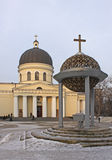 Nativity Cathedral in Kishinev (Chișinău) Moldova Royalty Free Stock Image