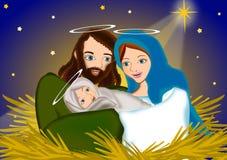 Nativity Christmas Stock Images
