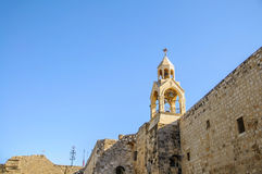 Nativity church, Bethlehem, Palestine, Royalty Free Stock Photo