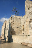 Nativity Church in Bethlehem. Royalty Free Stock Image