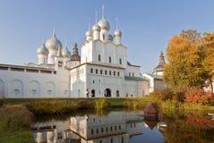 The Nativity Church in the Rostov Kremlin Royalty Free Stock Images