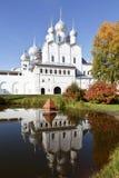 The Nativity Church in the Rostov Kremlin Stock Photos