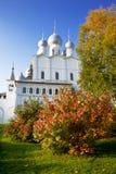 The Nativity Church in the Rostov Kremlin, Royalty Free Stock Image