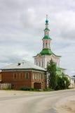 The Nativity Church, Totma, Russia Stock Image