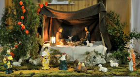 Nativity four Royalty Free Stock Photography