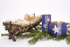 Nativity of Jesus Royalty Free Stock Images