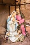 Nativity of Jesus Stock Image