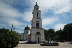 Nativity of the Lord Cathedral, Chisinau Stock Photo