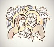 Nativity. Stock Photography