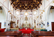 Nativity of Our Lady Cathedral Royalty Free Stock Images