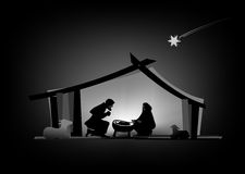 Nativity play Royalty Free Stock Photo