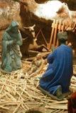 Nativity Scene. Shot of a Nativity Scene Royalty Free Stock Photo