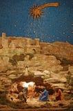 Nativity Scene. Shot of a Nativity Scene Royalty Free Stock Image
