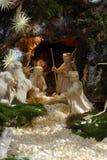 Nativity Scene. Shot of a Nativity Scene Stock Photos