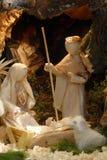 Nativity Scene. Shot of a Nativity Scene Royalty Free Stock Photos