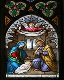 Nativity Scene Royalty Free Stock Photo