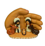Nativity Scene Christmas Stock Photo