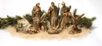 Nativity Royalty Free Stock Images