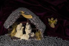 Nativity Scene Royalty Free Stock Photos