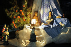 Nativity two Royalty Free Stock Photo
