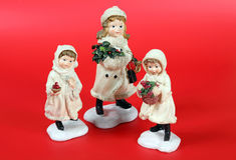 Nativityfigurines 1 Royaltyfri Foto