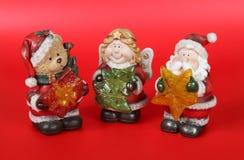 Nativityfigurines 4 Fotografering för Bildbyråer