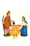 nativitypresepeplats Royaltyfri Fotografi