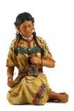 Nativo americano Imagen de archivo