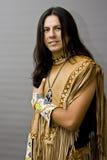 Nativo americano Foto de Stock