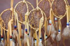 Nativo americano Dreamcatcher Foto de archivo libre de regalías