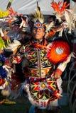 Nativo americano 2015 PRISIONERO de guerra-wow Fotos de archivo libres de regalías
