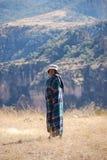 Nativo messicano Fotografia Stock