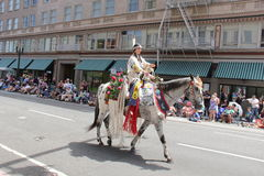 Nativos americanos imagens de stock royalty free