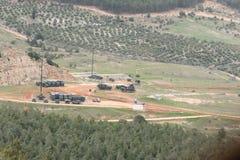 NATO-Ansiedlung in der Türkei stockbild