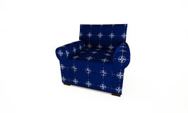 NATO Armchair Royalty Free Stock Photography