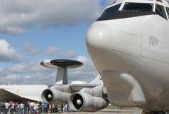 NATO AWACS E-3A Stock Images