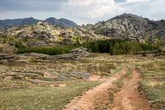 Natonal park in Kazakhstan Stock Photos