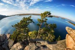 Natonal park in Kazakhstan Stock Photo