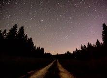 natt Fotografering för Bildbyråer